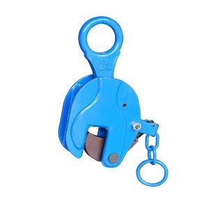 ICDH08 okomita stezaljka za ploču s ručkom za zaključavanje