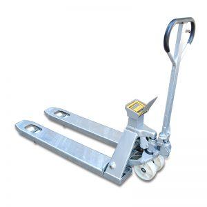 ZFS20S Kolica za vaganje od nehrđajućeg čelika