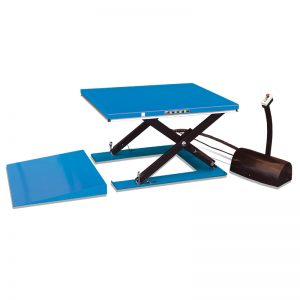 HY1001 niskoprofilni električni stol za podizanje