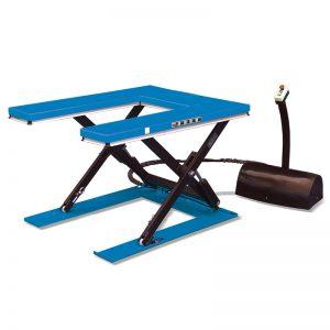 """HU1000 """"U"""" oblik niskoprofilni stacionarni stolić za podizanje"""