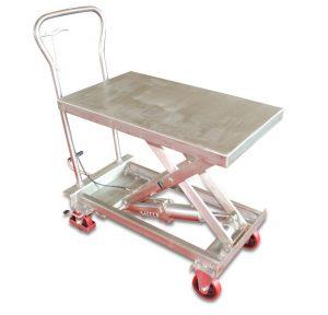 Podizni stol od nehrđajućeg čelika BSS10